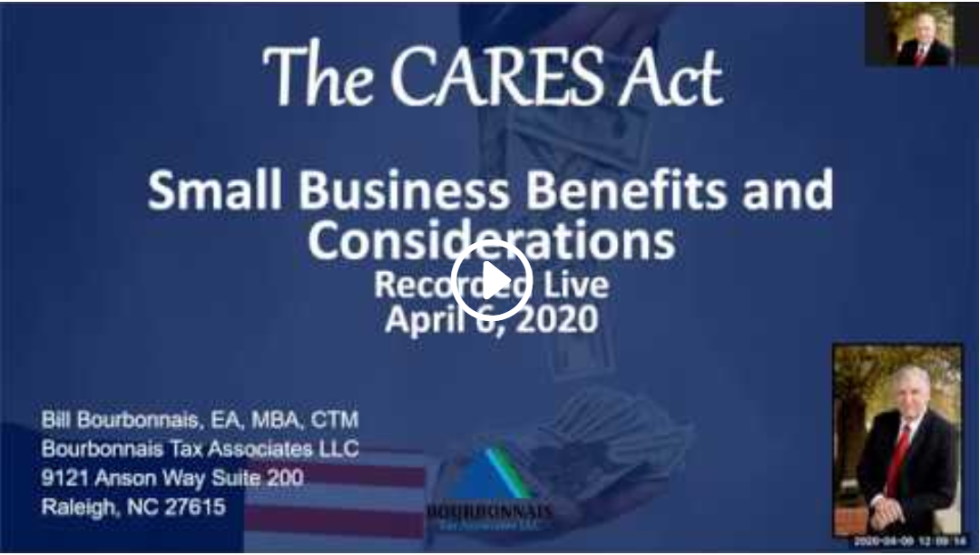 The CARES Act: How the Stimulus Bill Applies to Small Businesses