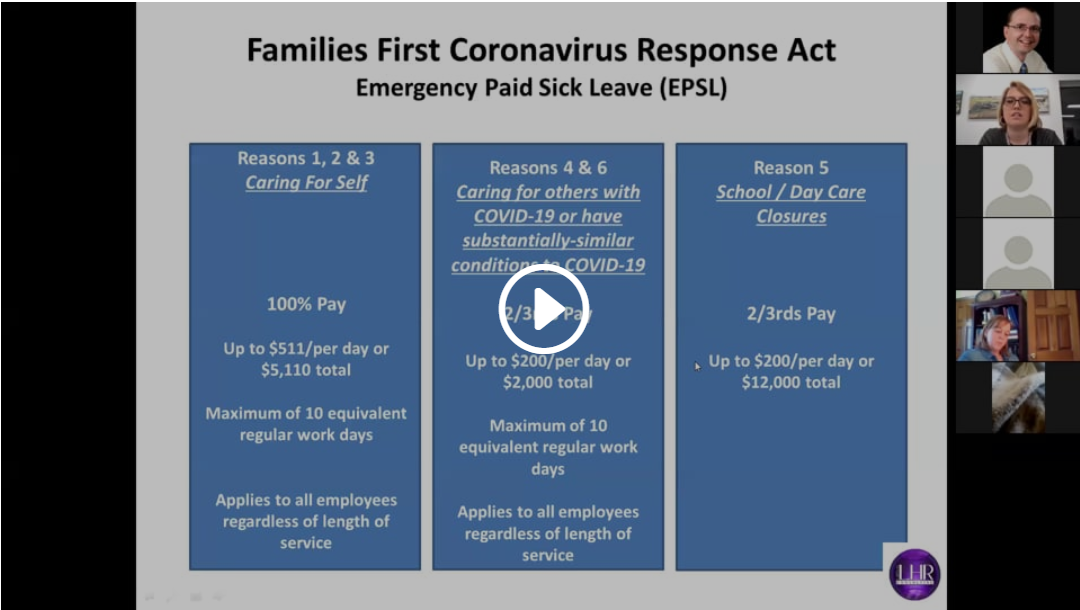 What Employers Should Know About HR & Coronavirus